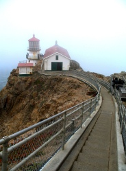 Point Reyes Lighthouse. Photo by Orion Tippens