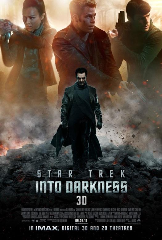 Star Trek: Into Darkness Int poster