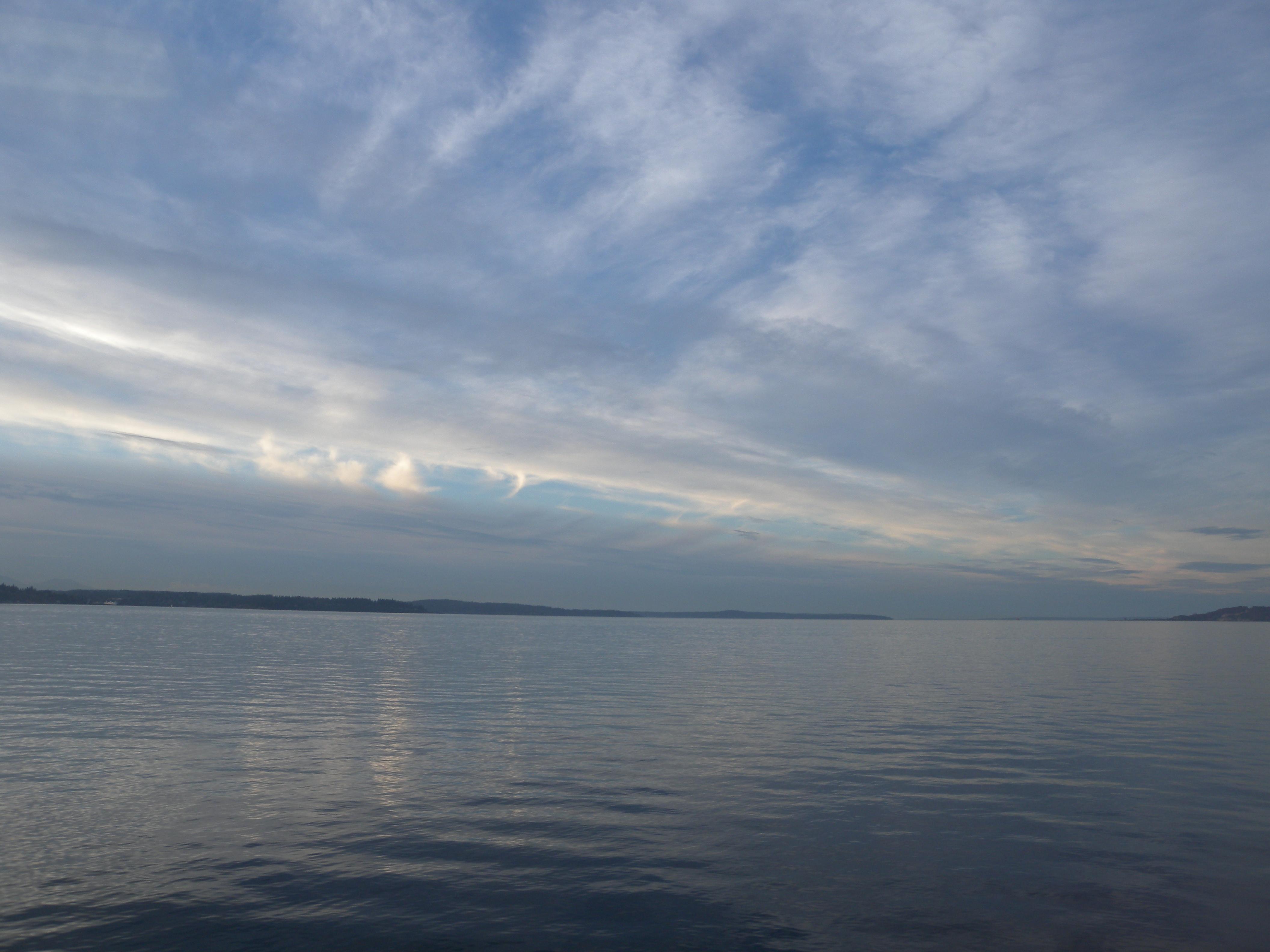 Puget Sound, Salish Sea