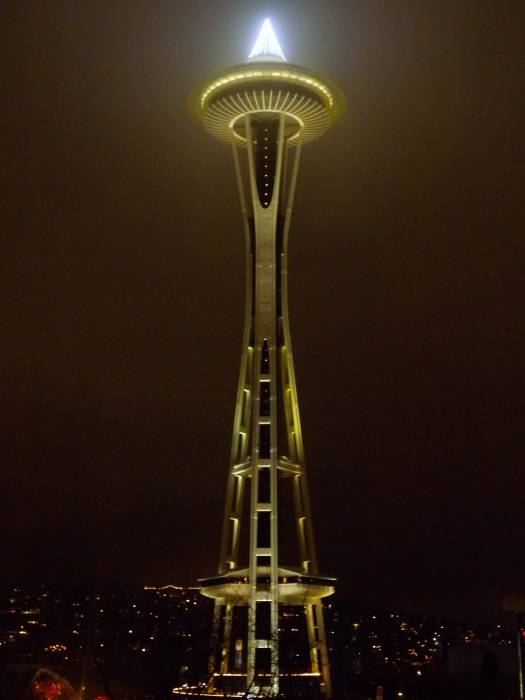 Seattle Holiday Needle 2